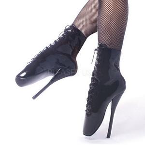 Winylu 18 cm BALLET-1020 fetysz botki za balet