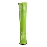 Zielony 7,5 cm Funtasma GOGO-300 Kozaki Damskie