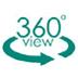 360° widok panorama...